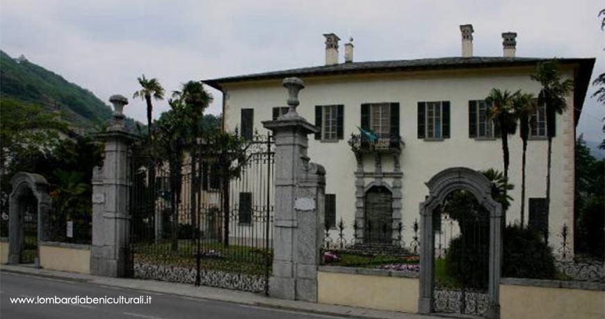 Villa Camilla Domaso Eventi