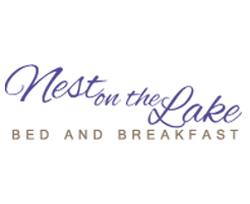 Nest on the lake logo