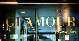 """GLAMOUR LOUNGE BAR"" - CARLAZZO"