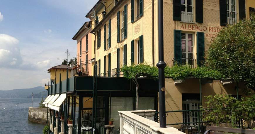 Hotel ristorante fioroni carate urio for Villa d este como ristorante