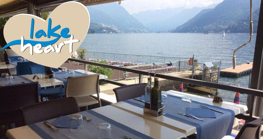 Awesome ristorante la terrazza como images idee for Idee di design per la casa sul lago
