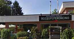 """ROSSOPEPERONCINO LOUNGE GRILL AND PIZZA"" - CANTÙ"