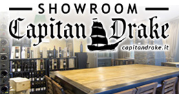 """CAPITAN DRAKE - ENOTECA SHOWROOM"" - COMO"