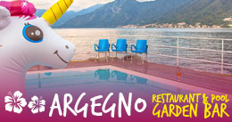 """LIDO DI ARGEGNO - RESTAURANT AND POOL"" - ARGEGNO"