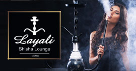 LAYALI - Narghilè Lounge Bar